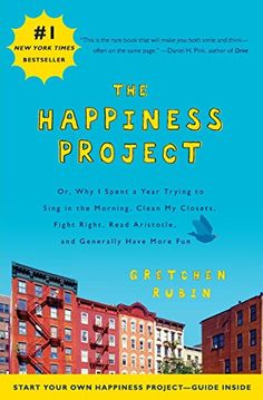 The Happiness Project: Or, Why I Spent a Year Trying to Sing in the Morning, Clean My Closets, Fight Right, Read Aristotle, and Generally Have More Fun by Gretchen Rubin http://www.amazon.com/dp/006158326X/ref=cm_sw_r_pi_dp_n9ugvb13XA9Z0