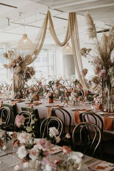 Our terracotta dreams were brought to life by the talented team at and This wedding reception look features our favourite Terracotta Vase Range available in our hire store. Wedding Table Centerpieces, Wedding Table Settings, Reception Decorations, Table Decorations, Wedding Receptions, Place Settings, Wedding Designs, Wedding Styles, Boho Wedding