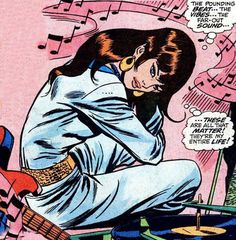 Romance Comics by John Romita