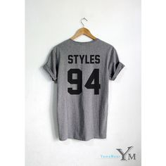 Harry Styles Shirt Styles 94 Hipster Tshirt Tumblr Unisex Women (€15) ❤ liked on Polyvore featuring tops, t-shirts, shirts, silver, women's clothing, shirt top, unisex tops, unisex t shirts, unisex tees and hipster shirts