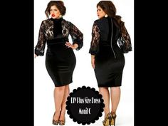 DIY Plus Size Monif C dress - YouTube