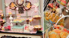 Tatertotsandjello.com has some great ideas for Spring decor and parties!! Love this 'Tweet' Bird Birthday party theme!