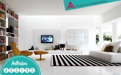 Interior design of a room should be creative and impressive. For more www.academyofappliedarts.com/interior-design/