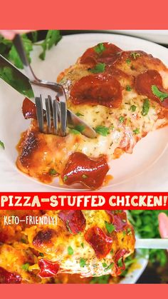Baked Chicken Recipes, Chicken Thigh Recipes Easy, Quick Chicken Dinner Recipes, Meals With Chicken Breast, Easy Chicken Dishes, Chicken Breats Recipes, Easy Chicken Breast Dinner, Chicken Recipes For Dinner, Easy Stuffed Chicken Recipes