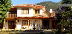 Custom Built Homes Villa Design, House Design, Style At Home, Hacienda Homes, Southwestern Home, Custom Built Homes, Spanish House, Space Architecture, Exterior House Colors