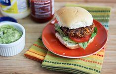 Great Edibles Recipes: Vegetarian Black Bean Burgers, Source: http://www.bakeyourday.net/wp-content/uploads/2012/06/black-bean-burgers-18.jpg
