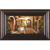 Found it at Wayfair - Old World Charm by Steven Harvey Framed Painting Print