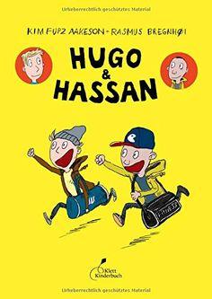 Als Hugo und Hassan an einem öden Nachmittag zum ersten Mal im Hinterhof aufeinandertreffen, vermöbeln sie sich erst einmal – fast. Um anschließend sofort unzertrennlich zu sein. Sie schonen weder einander noch alle anderen. Ausgerechnet an Ramadan reizt Hugo Hassan bis aufs Blut mit einer einzelnen Rosine. Oder Hassan donnert Hugo beim Training ins Tor, als wäre der ein Fußball. Sobald aber Erwachsene auftauchen, halten die beiden zusammen. Huckleberry Finn, Karate, Ramadan, Graphic Novel, Diversity, Amp, Products, Author, Cartoon Kids
