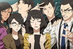 Persona 5 Sadayo Kawakami, Mr. Ushimaru, Mr. Hiruta, Mr. Inui, Ms. Chouno, Ms. Usami, Mr. Yamauchi