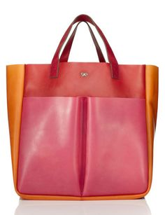 Anya Hindmarch's rubber tote