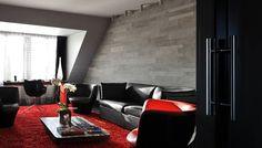 Hotel Sezz in Paris, France Interior Design