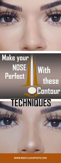 With these tricks, your nose will look completely different https://www.youtube.com/channel/UC76YOQIJa6Gej0_FuhRQxJg