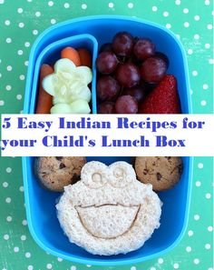 Child's lunch box