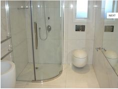 Very Small Bathroom tiny full bath w/ sink inside shower (great space saver