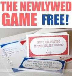 Free printable game