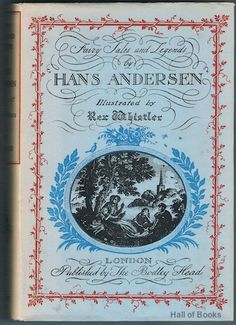 Fairy Tales and Legends, Hans Andersen