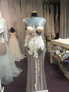 Hillenius Couture Wedding Dresses Bridal Fashion Bruiden Trouwjurken