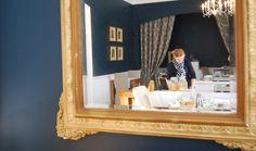 Hotel Edward 1er - Restaurant Eléonore