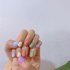Stylish Nails, Trendy Nails, Nail Manicure, Gel Nails, Subtle Nails, Acryl Nails, Kawaii Nails, Almond Acrylic Nails, Minimalist Nails