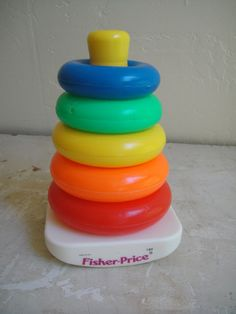 SPRINKLES AND PUFFBALLS: Vintage Fisher Price Toys!