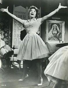 1950's   AH, CONNIE FRANCIS, ONE OF MY FAVORITES!  WHERE THE BOYS ARE!!!