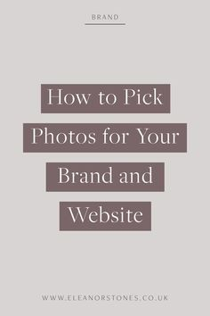 Here's my guide to how to pick out photos and where you can source the best images that chime with the rest of your beautiful brand | Branding Design, Brand Images, Website Images, Design Inspiration, Branding, Branding Design Logo, Brand Identity, Brand Inspiration, Small Business Brand, Branding Inspiration, Brand Agency, Logo Design, Logo Design Inspiration, Business Card Design, Color Design, Luxury Brand Design, Modern Brand Design, Typography, Simple Web Design #branding #brandidenti