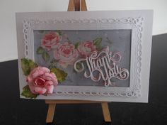 """Summerhouse Crafts: """"Another Thank You card"""""""