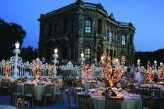 Palace Wedding - Kucuksu Pavillion