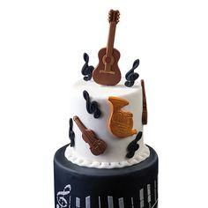 Cake for musicians