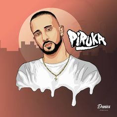 Today i decided to make a drawing of Piruka, one of my favorite rappers 👌🎵🎨 #graphics #adobe #look #my #illustration #amazing #digitalart #artistic #vector #fun #drawing #art #typography #cartoon #artist #artworks #creativity #color #red #city #rap #funny #having_fun #artoftheday #follow #piruka #pirukamc I Decided, Drawing Art, To My Future Husband, Mixtape, Art Day, Color Red, Rapper, Pikachu, Digital Art
