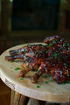 Grilled Spatchcocked Chicken with an Asian Glaze - 21 of 31