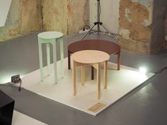 CELINDE Starting on the austrian furniture manufacturer wildwood presents our work in a collective show during the. Furniture Manufacturers, Vienna, Studio, Table, Design, Home Decor, Decoration Home, Room Decor