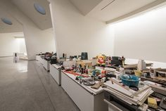 Fischli and Weiss - How to Work Better, Polyurethane Objects