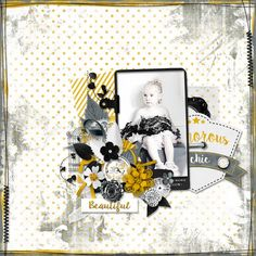 Yellow Chic Part 2 by Celinoa's Designs  http://digital-crea.fr/shop/index.php?main_page=product_info&cPath=155_332&products_id=22150 Photo by Mily Photography