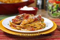 30 Minute Meals: Casseroles, Skillets and Soups25 Minute Chicken Parmesan with Linguine and Broccoli contains all your favorite things about chicken parmesan in just 25 minutes!This Chicken-Parmesan Pasta Toss can yours for dinner tonight with just 10 ingredients and 25 minutes!