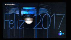 Campanadas de Año Nuevo 2017 RTVE