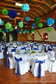 Menyegző tervező - Egyedi esküvő dekorációk