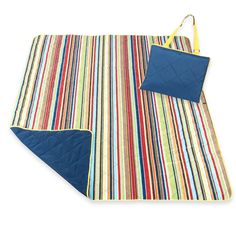 """Picnic Beach Blanket Large Oversized Foldable Water-Resistant Sandproof Mat for Beach Grass Outdoor Travel. COMFORT : This picnic blanket is made of Imported polyester taffeta with foam,making it soft and cozy to sit or lay,Machine washable BPA free phthalate free no chemical smell. EXTRA LARGE : Extra Large oversize size blanket(59.05"""" x 70.87"""" ) fits the whole family,ample space for 2 person lying down or 4 person sitting. EASY TO FOLD : Blanket is easily folded to a Small compact tote…"""