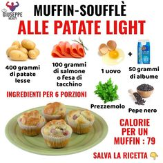 L'immagine può contenere: testo e cibo Healthy Life, Healthy Eating, 1000 Calories, Protein Diets, Light Recipes, Good Food, Food And Drink, Health Fitness, Healthy Recipes