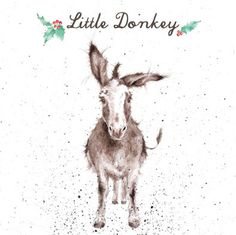 Illustrated donkey - Google Search