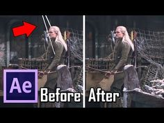 After Effects TUTORIALS - How to Make Subject/Object Fly Using Wire Removal Effect! - YouTube