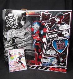 Dolls Other Dolls Intelligent Monster High Electrocuties Light Up Pets Mattel Watzit & Count Fabulous Figures Modern Techniques