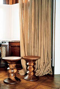Eames stools