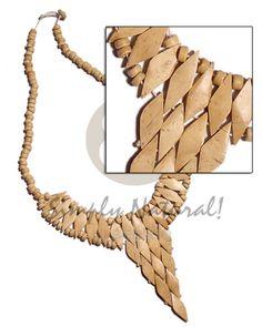 Pasalubong Coco Diamond Banig Coco Coco Necklace Wholesale Jewelry