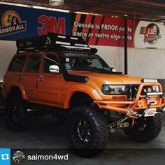 See this Instagram photo by @landcruiser80 • 264 likes