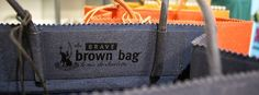 A-TO arte e design The brave brown bag