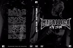 Metallica – Special Mtv Icon 2008   Rare Rock Dvds