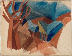 Landscape - Pablo Picasso.  Professional Artist is the foremost business magazine for visual artists. Visit ProfessionalArtistMag.com.- www.professionalartistmag.com.