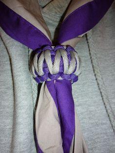 Cobra Knot Paracord Woggles