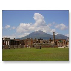 Italie, Pompeii & Le mont Vésuve ~ fait 09.2011 ♥